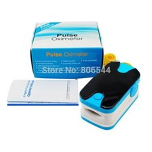 PULSE OXYMETER OXIMETER Finger Digital - Alat Ukur Oksigen Jantung Detak