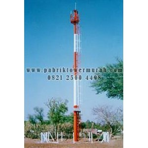 Sell Monopole Tower Factory Monopole Tower Is Cheap In Indonesia