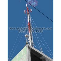Tower Guy Mast Pabrik Tower Guy Mast Murah Di Indonesia