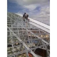 Atap Rangka Baja Ringan