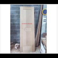Pintu Kayu Minimalis 2
