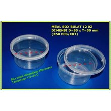 MEAL BOX BULAT -MANGKOK 12 OZ