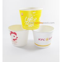 Distributor Paper Soup Cup 3