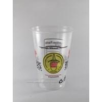 Pp Plastik Cup Printing Sablon Gramatur 7 8 9 Gram