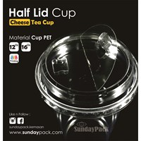 Distributor Gelas Plastik Cheese Tea 3