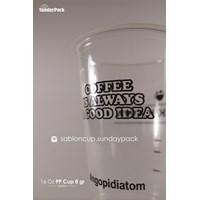 Distributor Sablon Gelas Plastik 3