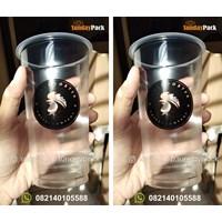 Sablon Gelas Plastik Murah 5