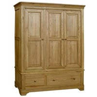 Wooden Clothing Cupboards