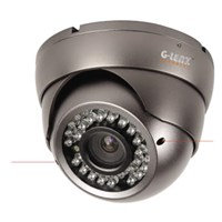 GCA-2131CCD Vandal Proof Doom Camera - 750 TVL