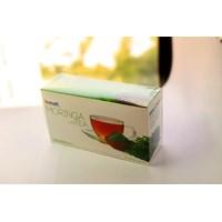 Minuman Teh Daun Kelor Organik Moringa Tea + Green Tea