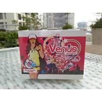 Panty Liner Venus Katun + Arang Bambu + Anion + Far Infra-Red (Perawatan Tubuh)