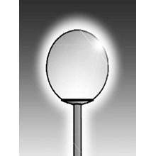 Lampu Hias Taman Polytheine GL 351-Bulat
