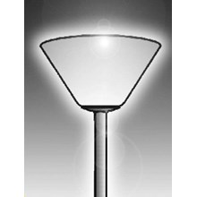 Lampu Taman polytheine Type  GL 357 - Hicon