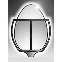 Jual Lampu Taman Polytheine Type GL BIG HERO 028