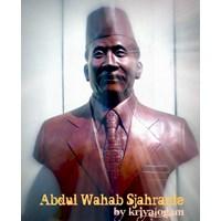 Jual PATUNG PERUNGGU ABDOEL WAHAB SJAHRANIE