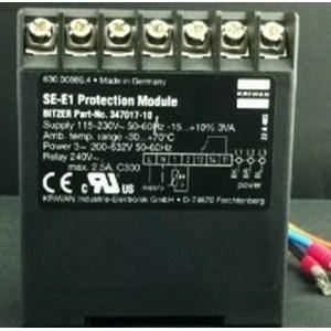 Kriwan INT SE-E1 Protection Module P.N 347017-01