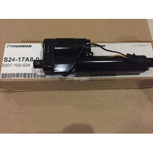 Electric Mekanikal Linear Actuator Type: S24-17A8-04 merk THOMSON