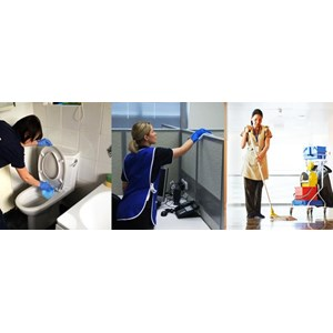 Cleaning Service By PT  Tritan Sologo Semesta