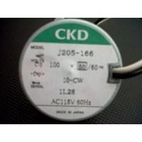 Ckd Electric Motor J205-166 Dinamo 1