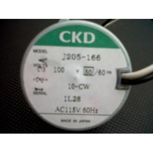 Ckd Electric Motor J205-166 Dinamo