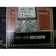 Nichifu Connector & Cable Lug 2Y-3