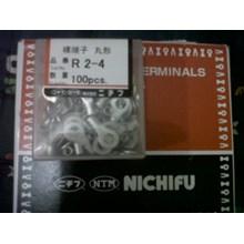 Nichifu Connector & Cable Lug R 2-4