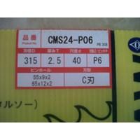 Okazaki Slitting Saw Cms24-P06 315X2.5X40 P6 1