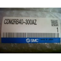 Smc Hydraulic Cylinder Model : Cdm2rb40-300Az