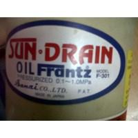 Sun.Drain Oil Filter Model : F-301 1