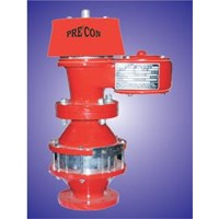 Mesin Pertambangan Combined Conservation Vent Breather Valve With  Flame Arrester Precon
