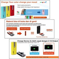Distributor Powerbank 8800Mah 3