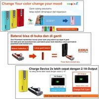Beli Powerbank 6200Mah 4