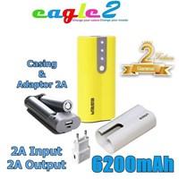Jual Powerbank 6200Mah 2