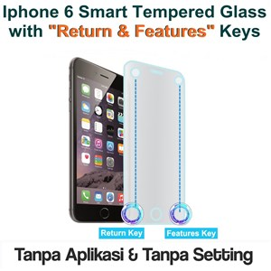 Smart Tempered Glass 9H For Iphone 6 (4.7 Inch) Screen Protector