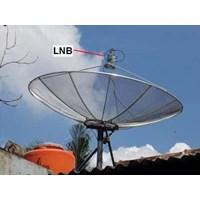 Jual paket parabola 4 satelit