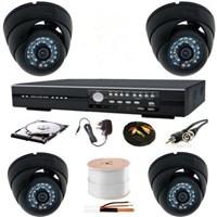 Jual Paket Kamera CCTV 4 Channel