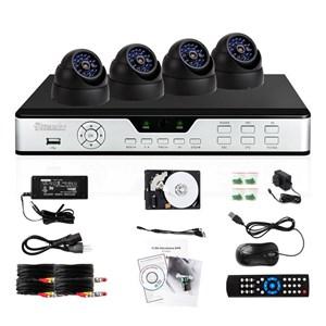 Dari Paket Camera CCTV 4 Channel Dan Jasa Pemasangan CCTV 0