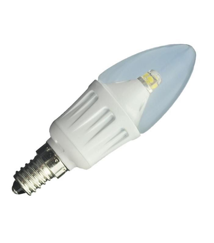 Jual Lampu LED Candle 4W E14 Harga Murah Bekasi Oleh PT