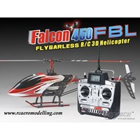 Falcon 450 Flybarless Helicopter