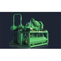 SU Series: Single Screw Compressor Unit WSU Water Cooled