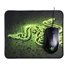Mouse Komputer Razer Abyssus 1800 Mouse Free Goliathus Speed Gaming Mousepad