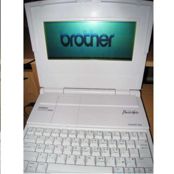 Laptop Brother