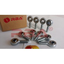 Plain Bearing Stainless steel Rod End RBA