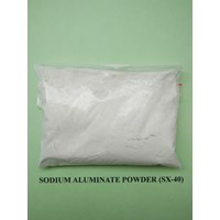 Sodium Aluminate Powder 1