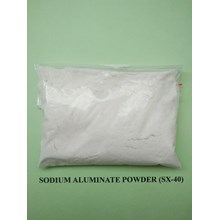 Sodium Aluminate Powder