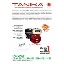 Gasoline Engine Tnk-160