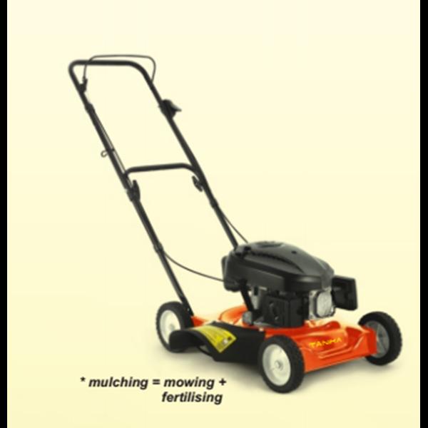 Mesin Pemotong Rumput Dorong Mulching Mower Tanika