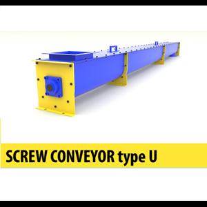 Screw Conveyor Tipe U