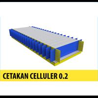 Jual Cetakan Celluler 0.2