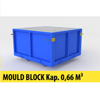Mould Block kap 0.66 M Kubik 1